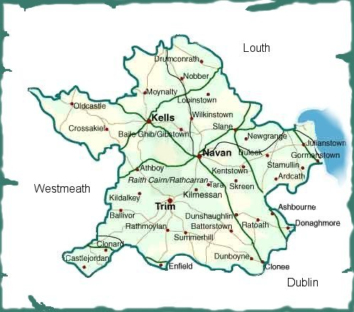 find your ancestors in Meath Ireland